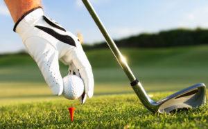 Гольф – благородный спорт