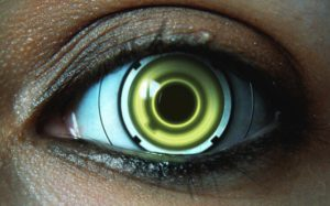 Sony запатентовала контактные линзы со встроенной камерой
