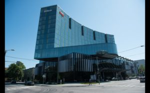 В отеле Hilton в центре Таллина открылось казино