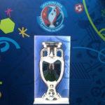 Кубок Европы по футболу доставлен в Париж после двухмесячного турне