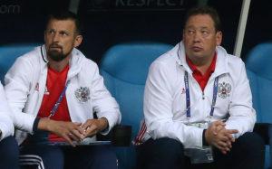 Сергей Семак: выбор футболистов для сборной России крайне невелик