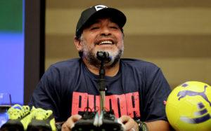 Марадона призвал Месси не завершать карьеру в сборной