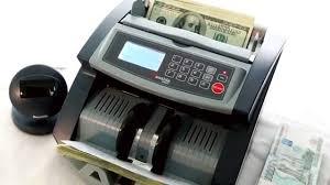 Особенности счетчиков банкнот