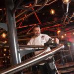 В Великобритании открылся ресторан с американскими горками для еды