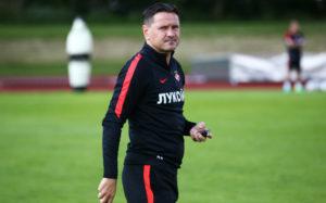Аленичев удивился назначению испанских судей на матч «Спартак» — АЕК