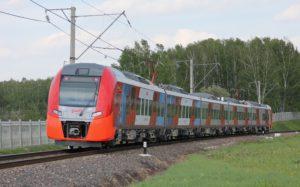 Московская кольцевая железная дорога откроется в сентябре