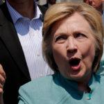 Хакеры опубликовали компромат на Клинтон