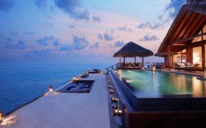На Мальдивах открывается новый отель St. Regis