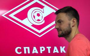 ФК «Спартак» может обменять Граната на голкипера «Бешикташа» и сборной Украины