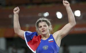 Россиянка Екатерина Букина завоевала «бронзу» ОИ