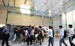 Началась первая волна продаж iPhone 7
