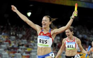 Бегунья Чермошанская не будет оспаривать в суде лишение ее золота ОИ-2008 за допинг