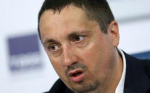 Глава ВОБ Шпрыгин предполагает, что его автомобиль был подожжен