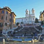 В Риме вновь открыта для туристов Испанская лестница