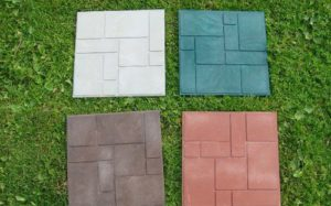 Особенности производства полимерпесчаной плитки