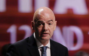 Президент ФИФА Инфантино опроверг обвинения в коррупции