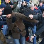 Ущерб от драки фанатов на стадионе Воронежа оценен почти в полмиллиона рублей
