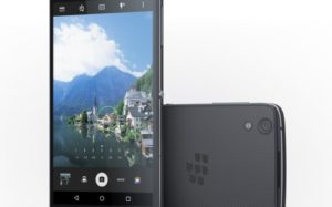 BlackBerry представила новый смартфон