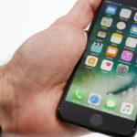 В Китае взорвался новый iPhone 7