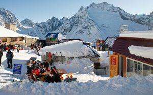 На Домбае откроют две новые горнолыжные трассы