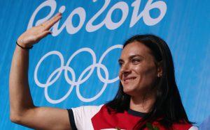 Елена Исинбаева стала кандидатом на пост президента ВФЛА