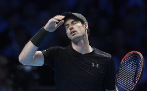 Энди Маррей впервые в карьере одержал победу на Итоговом турнире ATP