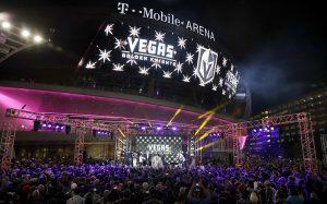 Новый клуб НХЛ получил название Vegas Golden Knights