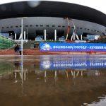 """Стадион """"Зенит-Арена"""" готов на 95%"""