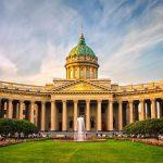 Путешествие по историческому городу Санкт – Петербург