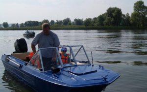 Как выбрать лодку рыбаку, проживающему в городе?