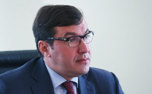 Шевченко переизбран на пост главы Всероссийской федерации волейбола