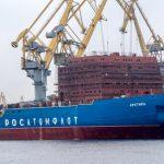 Ледокол «Арктика» получил автоматическую коробку скоростей