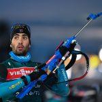 Мартен Фуркад выиграл индивидуальную гонку в Эстерсунде