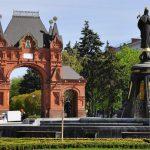 Удивительный Краснодар. Необычные памятники и скульптуры города