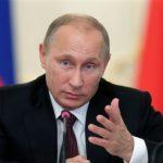 Путин пошутил о создании телепорта в России