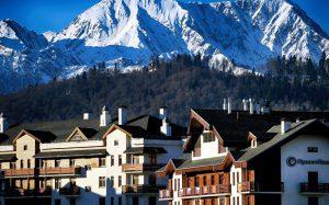 В сочинских горах начнется обратный отсчет 500 дней до ЧМ-2018 по футболу