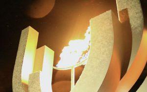Назарбаев зажег огонь зимней Универсиады-2017 в Казахстане
