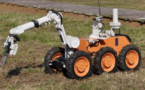 Российский робот научился «видеть» радиацию