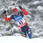 Российский биатлонист Логинов выступит на чемпионате Европы в Польше