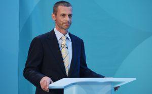Глава УЕФА: результаты тестов не выявили проблем с допингом в России