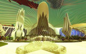 ОАЭ собираются построить на Марсе город и отправить туда людей