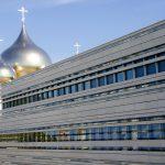 Выставка работ Серебрякова открылась в Российском духовно-культурном центре в Париже