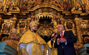 Русской православной церкви передали Сампсониевский собор