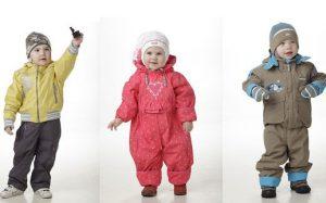 Как заботливой маме выбрать удачный вариант детской одежды?