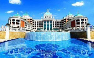 Новые отели Турции с горками, бассейнами и другими удовольствиями