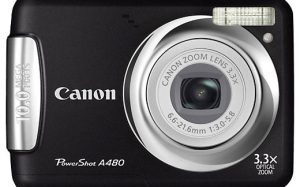 Цифровые фотоаппараты Canon