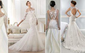 Свадебные платья в коллекциях сезона 2017 для креативных девушек