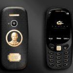 Новая люксовая Nokia 3310 будет посвящена Путину