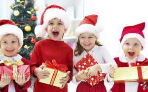 Как организовать домашний Новый год для детей
