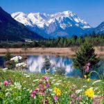 Горный Алтай - перспективный туристический район